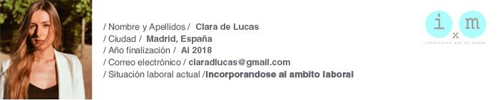 Clara de Lucas