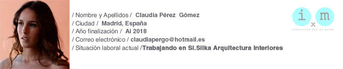 Claudia Perez Gómez