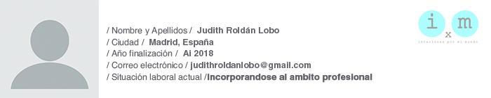 Judith Roldán Lobo