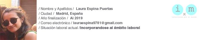 Laura Espina database