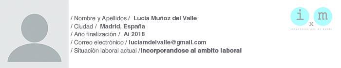 Lucía Muñoz del Valle
