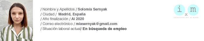 Solomia Sernyak