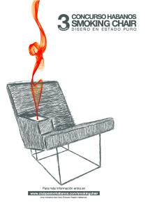 III Edicion Habanos Smoking Chair Diseño en Estado Puro