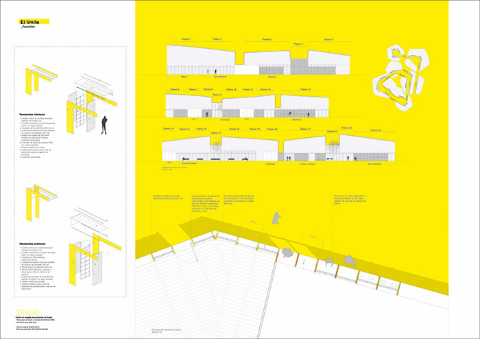 muro zoom amarillaso
